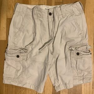 Abercrombie & Fitch Cargo Shorts 32x10 inseam.